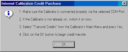 Calibration Credit-8