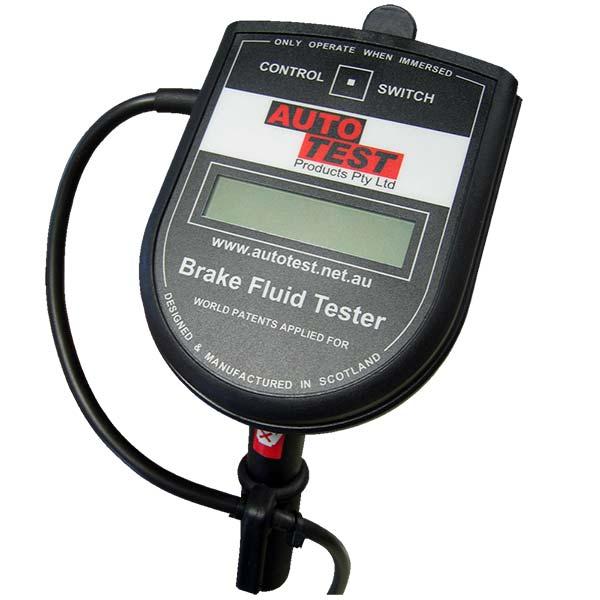 AutoTest Brake Fluid Tester