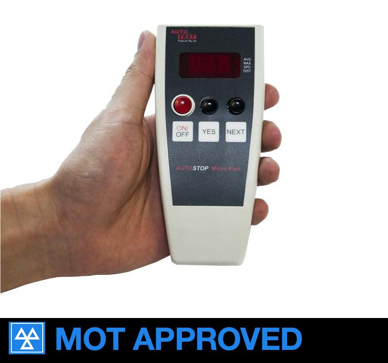 AutoTest Micro Plus Brake Meter
