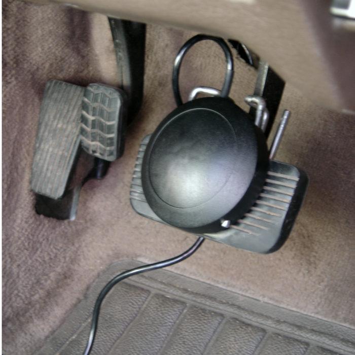 brake meter brake testing decelerometer roadworthy garage automotive workshop