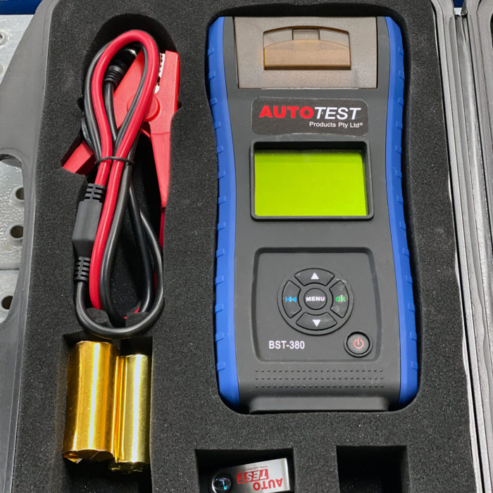Battery Test Automotive Garage Tools Roadworthy