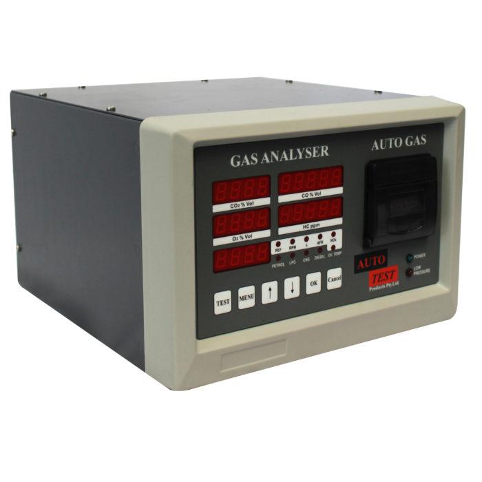 Gas Analyser Opaciaty Meter Tester Automotive Garage Tools Roadworthy