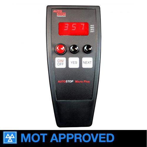brake meter brake tester autostop MOT approved